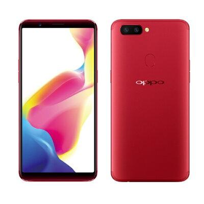 OPPO SIMフリースマートフォン R11S RED