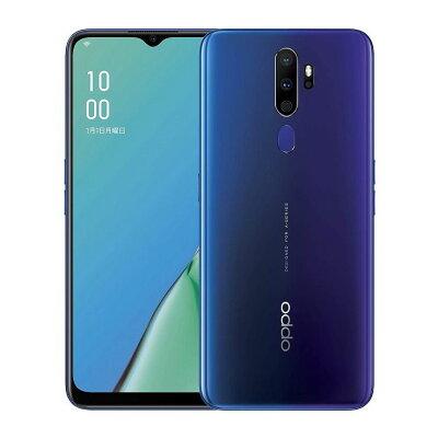 OPPO SIMフリースマートフォン A5 2020 NA ブルー