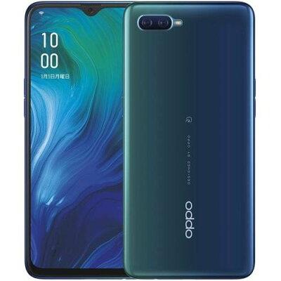 OPPO スマートフォン RENO A 64GB ブルー