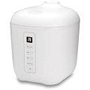 ROOMMATE コンパクト炊飯器 GOHANDAKI RM-102TE-WH
