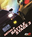 INITIAL D BATTLE STAGE 3/Blu−ray Disc/EYXA-13253