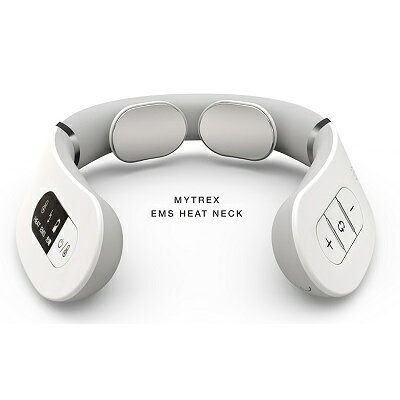 MYTREX コードレス EMSヒートネック MYTREX EMS HEAT NECK MT-P-EHN19W