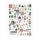 TSUMEKIRA ツメキラ ネイルシール DOG×DAISY プロデュース2 PLAYFUL CATS NN-DXD-103