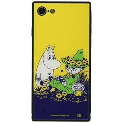 ingrem iPhone 8 / 7 ムーミン 耐衝撃ケース KAKU トリプルハイブリッド