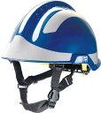 """エムエスエイジャパン MSA """"F2 X-TREM レスキューヘルメット"""" 青 ランプサポート付 GA3110100000-IMB00"""