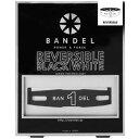 BANDEL バンデル ナンバーブレスレット リバーシブル reversible bracelet