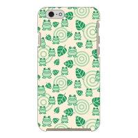 (スマホケース)Frogs produced by COLOR STAGE / for iPhone 6/Apple (Coverfull)
