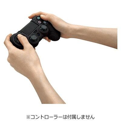 アローン PS4コントローラー用シリコンカバー ブラック