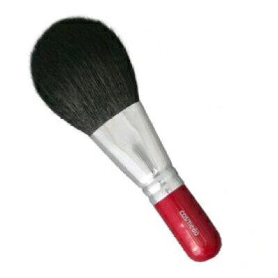 匠の化粧筆コスメ堂 熊野筆メイクブラシ 粗光峰+白尖フェイスブラシ(ジャンボブラシ2)