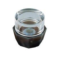 めのう製マグネット乳鉢  15g八角 1-6020-03