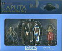 コミニカ コミニカ スタジオジブリコレクションシリーズ イメージコレクション 天空の城ラピュタ 3体セット