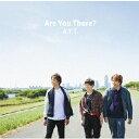Are You There?/Precious Girl(初回限定盤2)/CDシングル(12cm)/JACA-5672