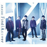 Find The Answer(初回限定盤)/CDシングル(12cm)/JACA-5717
