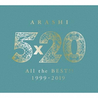 5×20 All the BEST!! 1999-2019(初回限定盤2)/CD/JACA-5787