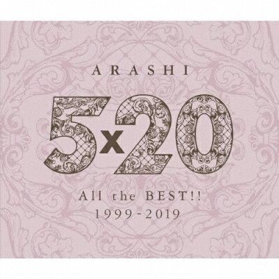 5×20 All the BEST!! 1999-2019/CD/JACA-5792