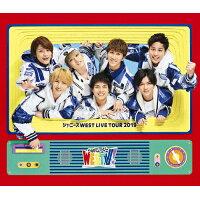 ジャニーズWEST LIVE TOUR 2019 WESTV!/Blu-ray Disc/JEXN-0113