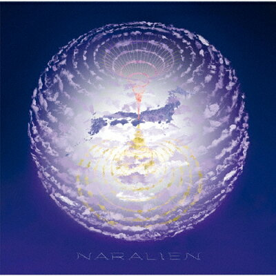 NARALIEN(Limited Edition B)/CD/JECR-0069
