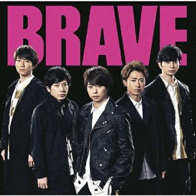 BRAVE(初回限定盤/Blu-ray付)/CDシングル(12cm)/JACA-5808