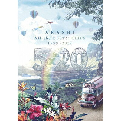 5×20 All the BEST!! CLIPS 1999-2019/DVD/JABA-5361