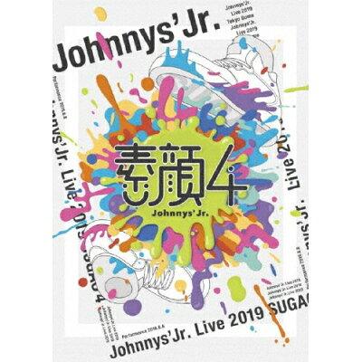 素顔4 ジャニーズJr.盤/DVD/JIBA-0001