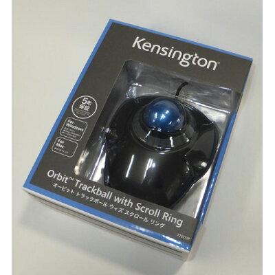 Kensington トラックボールマウス 72337JP