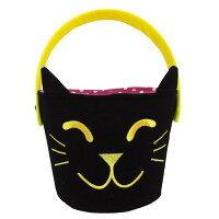 RUBIE S JAPAN キャットフェルトバケツ Cat Felt Bucket -802633