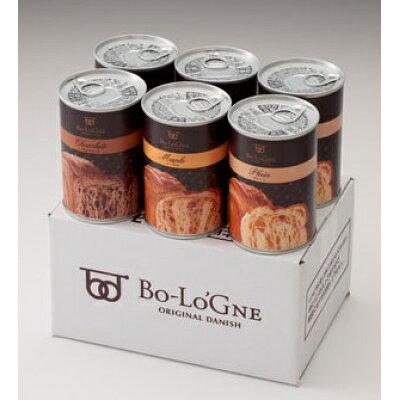 ボローニャ 缶deボローニャ 6缶  1.2kg