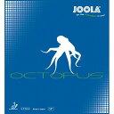 ヨーラ JOOLA オクトパス OCTOPUS 黒 1.1mm-1.2mm 71107