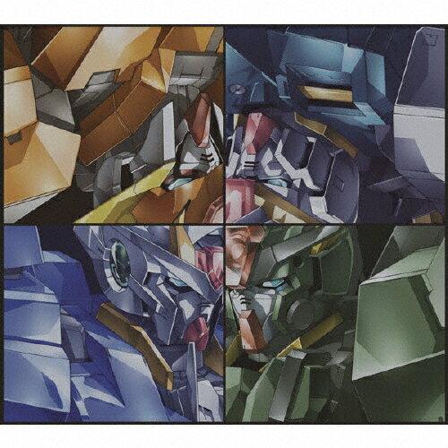 GUNDAM 00 COMPLETE BEST(期間生産限定盤)/CD/SMCL-176