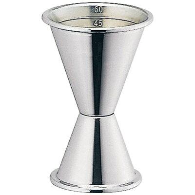 3590000 SW 18-8 ジガーカップ 目盛付 60 4580173258218