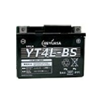 YT4L-BS オートバイ用バッテリー 220-20021/Black