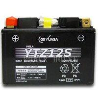 GS YUASA ジーエス・ユアサ バイク用バッテリー YTZ12S