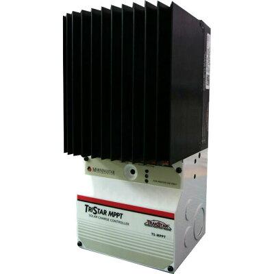 MPPT制御型太陽電池充電コントローラ Tristar MPPT TS-MPPT-60
