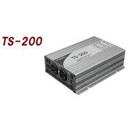 電菱 DENRYO TS-200-124A 正弦波インバータ:TSシリーズ サイン波連続200W TS200124A