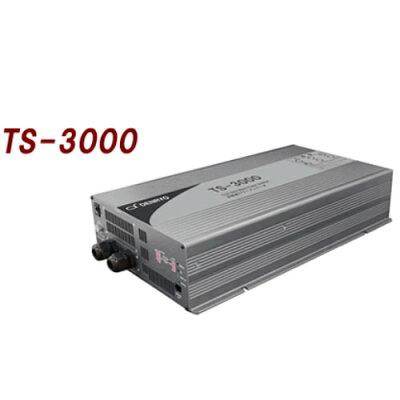 電菱 DENRYO TS-3000-148G 正弦波インバータ:TSシリーズ サイン波連続3000W TS3000148G