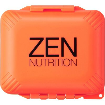 ZEN NUTRITION(ゼンニュートリション) つめかえケース Mサイズ(80g)