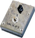 Creation Audio Labs MK.4.23 Boost Pedal (Aged)