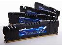 G.Skill F3-2400C10Q-16GZH (DDR3-2400 CL10 4GB×4)