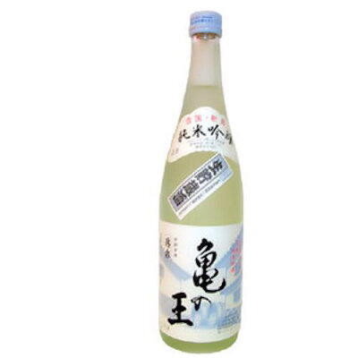 清泉 純米吟醸 生貯蔵酒 亀の王 720ml