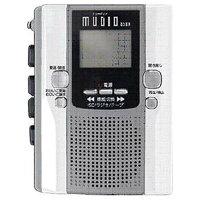山野楽器 ラジオカセットレコーダー MUDIO858R