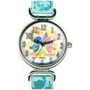 コスミック キャラクター腕時計 ディズニー Disney スティッチ&エンジェル スウィッティウォッチ DN005AL