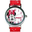 コスミック キャラクター腕時計 ディズニー Disney ミニーマウス スウィッティウォッチ DN011AL