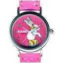 コスミック キャラクター腕時計 ディズニー Disney デイジーダック スウィッティウォッチ DN012AL
