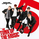 TURN UP THE MUSIC/CDシングル(12cm)/YESC-1008