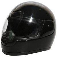 バイクパーツ ヘルメット フルフェイス ブラック KC-660 7301