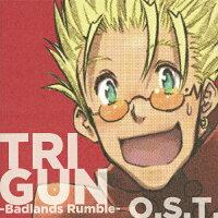 TRIGUN Badlands Rumble オリジナルサウンドトラック/CD/VTCL-60210