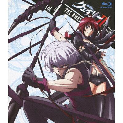 聖痕のクェイサーII ディレクターズカット版 Vol.4/Blu-ray Disc/VTXF-24