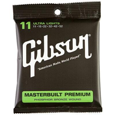 GIBSON SAG-MB11 アコースティックギター弦