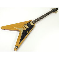 Epiphone  by Gibson エピフォン Limited Edition Korina Flying-V Antique Natural 当店エピフォンアクセサリーパックも