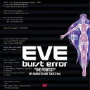 "EVE burst error ""THE PERFECT""/CD/EMCA-0009"